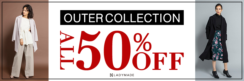 LM OUTER ALL50%OFF:6814