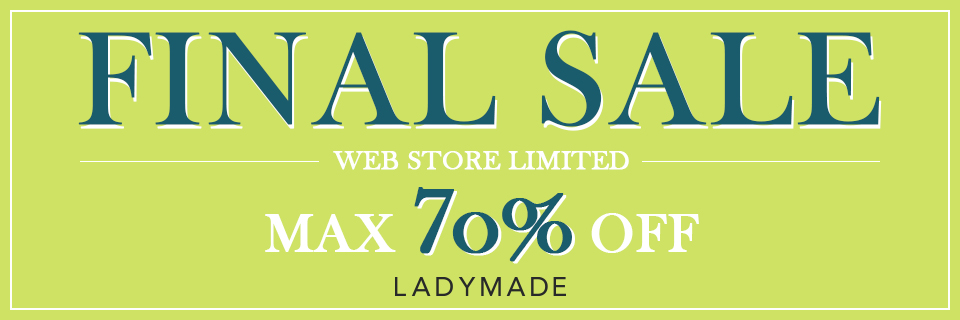 LM FINALSALE MAX70%OFF:7096