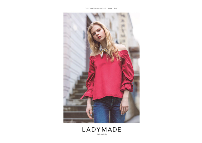 LADYMADE spring summer カタログ