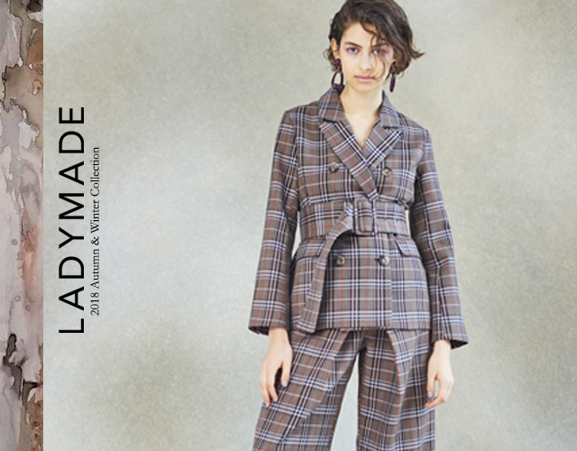 LADYMADE 2018 Autumn & Winter