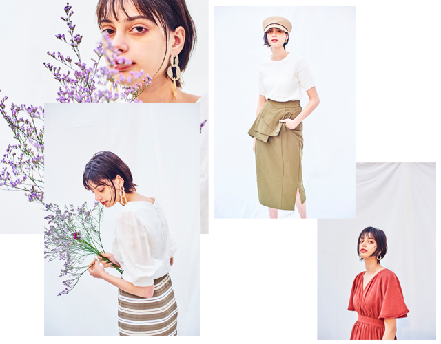 LADYMADE 2019 Spring and Summer 2nd