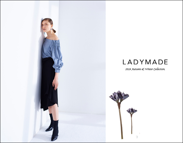 LADYMADE 2019 Autumn and Winter